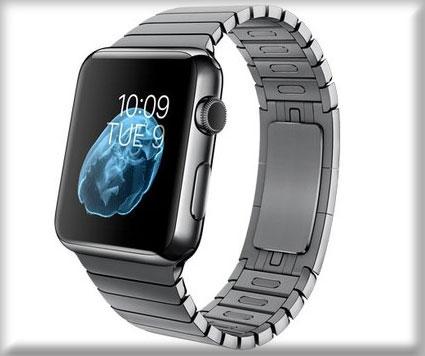 l'apple watch est la 1Ère montre connectÉe d'apple